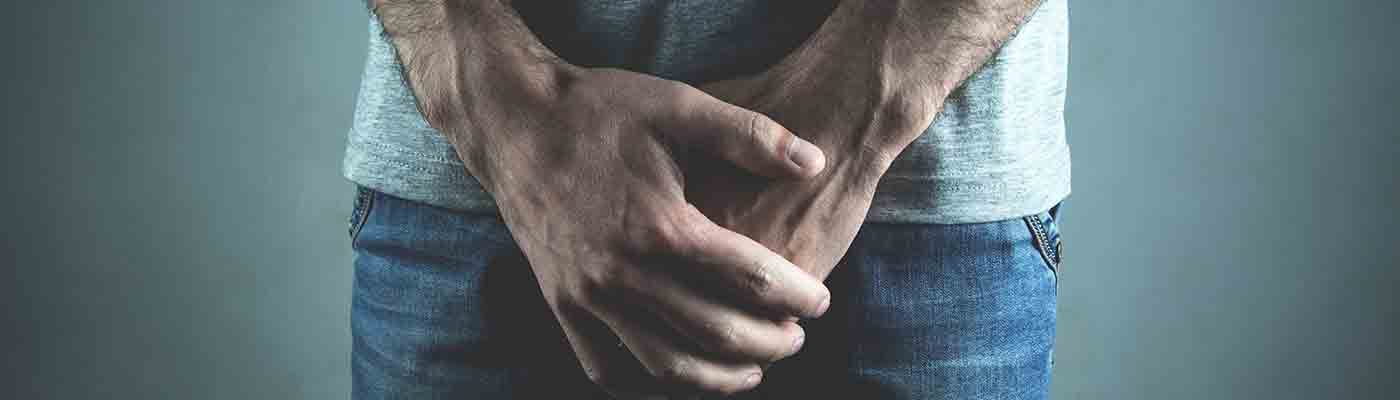 prostata, forstøret, blærehalskirtel, psa, Prostaitis