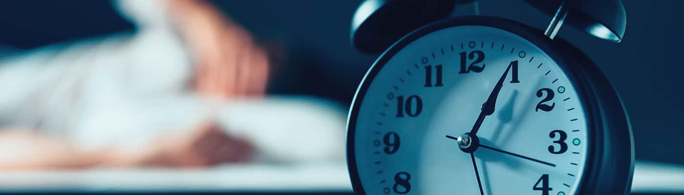 søvnløshed, søvnproblemer, sove